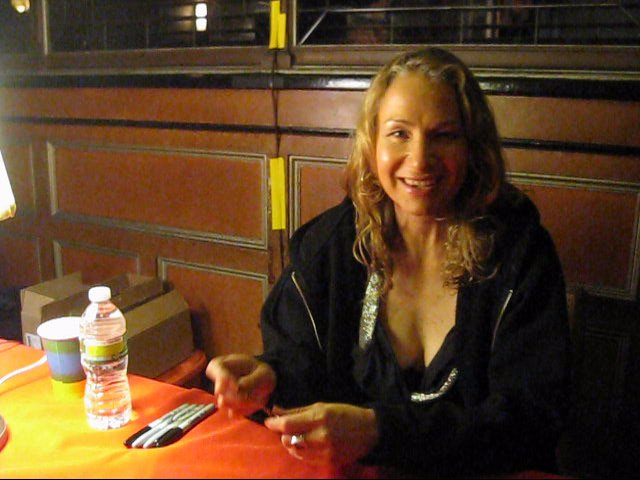 Joan Osborne Receives Twifties Music Award - Tarrytown Music Hall